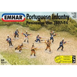 PORTUGUESE INFANTRY 1/72