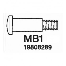Step screws 3x14mm (BB1 56355) 10st.