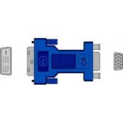 DVI - VGA adaptor