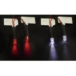 lichtset 1/10 1/8 bodys 2x2led