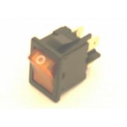wipschakelaar 2XA/U 250V4Aneon O