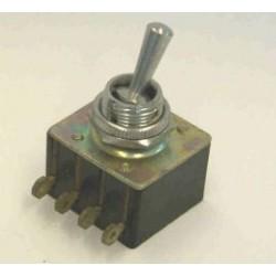 Tuimelschak metal 250V2A 2XOM