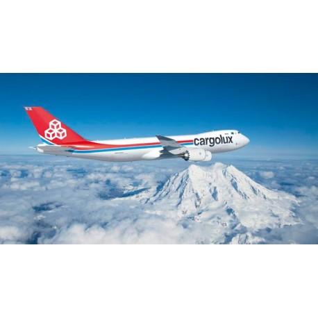 BOEING 747-8F CARGOFLUX 1/144