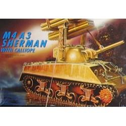 M4A3 SHERMAN CALLIOPE 1/35