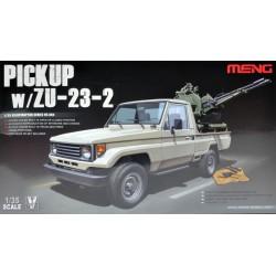 PICKUP W/ZU-23-2 1/35