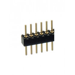 SIL male 25p 1.27mm