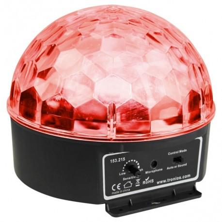 MiniStar sound RGBWA 6x3W