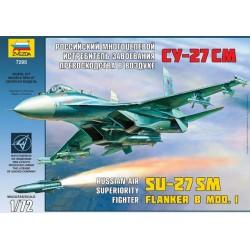 SU-27SM 1/72