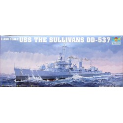 USS THE SULLIVANS DD-537 1/350