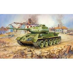 T-34/85 SOVIET TANK 1/72