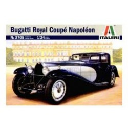 BUGATTI ROYAL COUPE 1/24