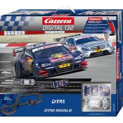 Digitale racebaan startset DTM Rivals 7mtr. WIRELESS!