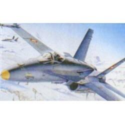 F-18 HORNET 1:72
