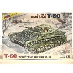 T-60 TANK 1/35