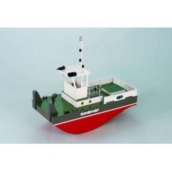 Duwboot de Ramborator 455mm