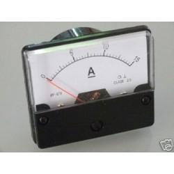 AC 0-15A paneelmeter 70x60mm