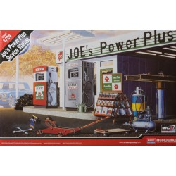 JOE'S POWER STATION 1/24