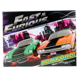 Fast & Furios US carset