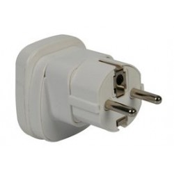 adapter USA/engels+div.nederlands