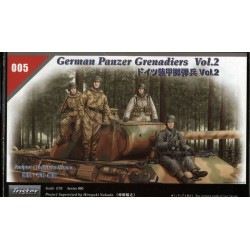 GERMAN PANZER GRENADIERS VOL.2 1/35