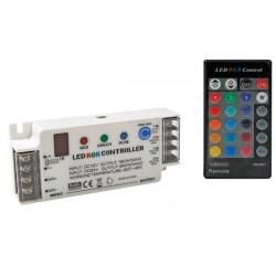RGB Ledstrip HD controler 120W/kanaal