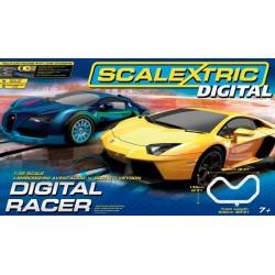 Digitale racebaan startset Racer 6,3mtr.