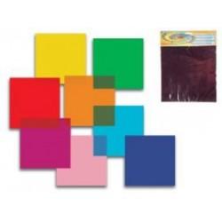 Kleurfilters set van 8 kleuren