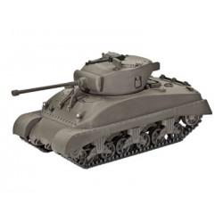 M4A1 SHERMAN 1/72