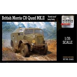 BRITISH MORRIS C8 QUAD MK.II 1/35