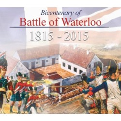 GESCHENKSET THE BATTLE OF WATERLOO 1/72