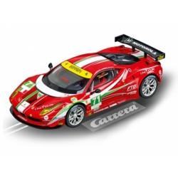 Digitale slotrace auto Ferrari 458 GT2 nr71 1/32