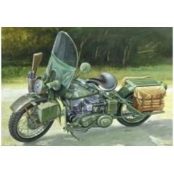 US WW2 MOTORBIKE WLA 750 1/9