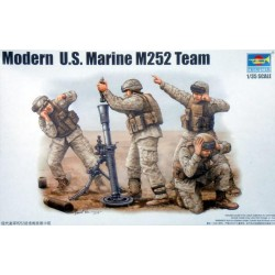 MODERN U.S MARINE M252 TEAM 1/35