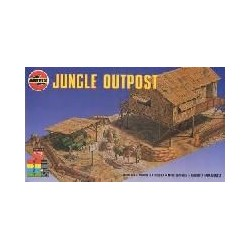 JUNGLE OUTPOST 1/72