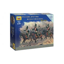 RUSSIAN DRAGOONS 1812-1814 1/72