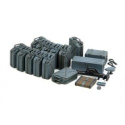 JERRY CAN SET EARLY TYPE 1/35