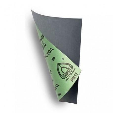 Set schuurpapier korrel 1200,1500,2000