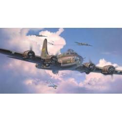 B-17F MEMPHIS BELLE 1/48