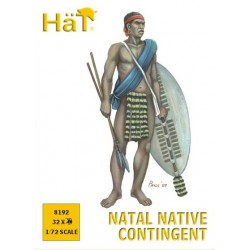 NATAL NATIVE CONTINGENT 1/72