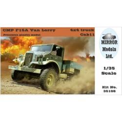 CMP F15A VAN LORRY 1/35