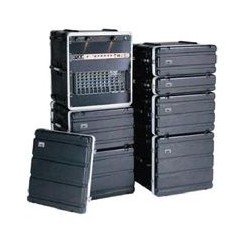 Flightcase ABS 6HE