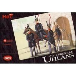 PRUSSIAN UHLANS 1/72