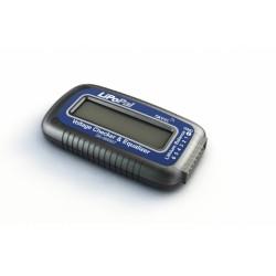 LiPo voltage tester/balancer