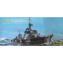 torpedoboot t23-1923  1/400