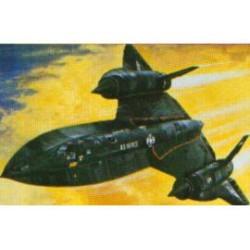 SR-71 BLACKBIRD 1:72