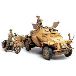 SD.KFZ.222 NORTH AFRICA 1/35