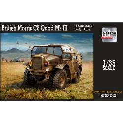 BRITISH MORRIS C8 QUAD MK.III 1/35