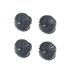 Diff. pinion gears (metal) 1/12 racers