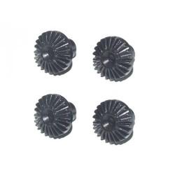 Diff. pinion gears (metal) 1/12 racers