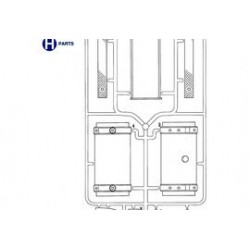 H-parts tbv 56301/56304